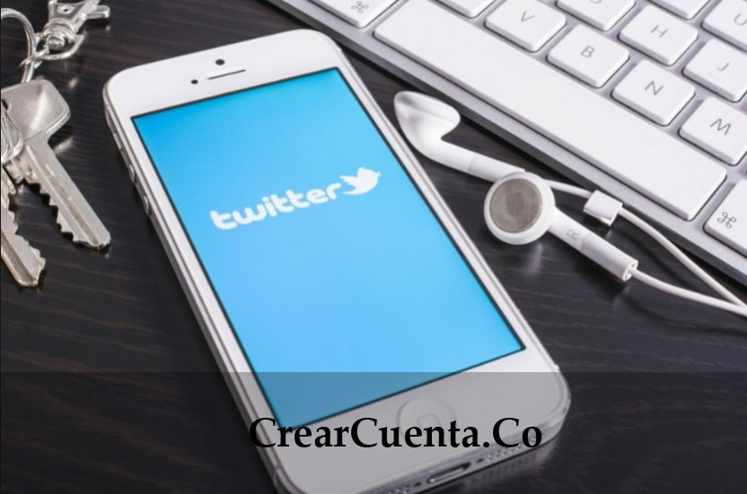 crear cuenta twitter sin telefono movil