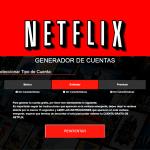 Generador de cuentas de Netflix: Activas en 2019, premium, 100% gratis y sin verificación